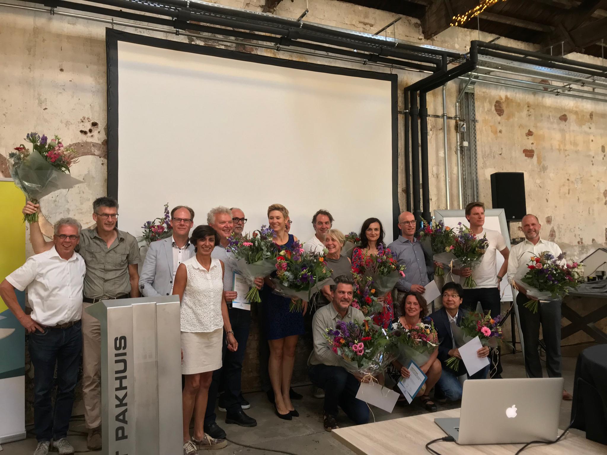 Succesvol Startup Programma Cleantech Center krijgt vervolg