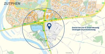 Politie zoekt getuigen na inbraak bij Dienst Vervoer & Ondersteuning   politie.nl