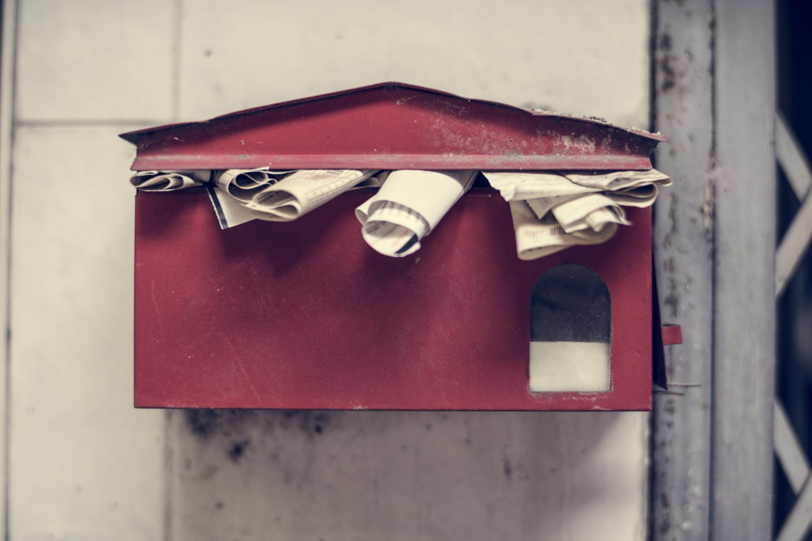 Let op: factuur in je brievenbus